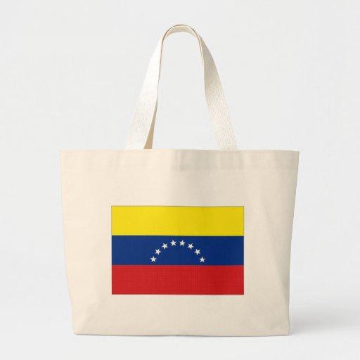 Bandeira nacional de Venezuela Bolsas