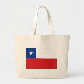 Bandeira nacional do Chile Bolsa Para Compras