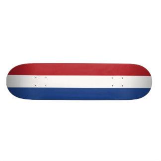 Bandeira nacional dos Países Baixos, Holland, Shape De Skate 20cm