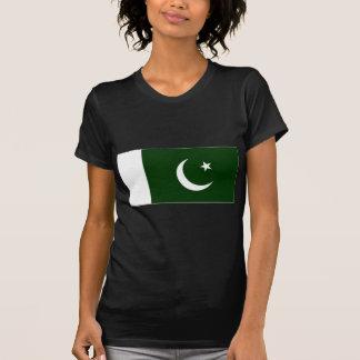 Bandeira naval de Paquistão Camiseta