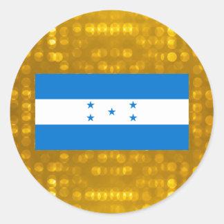 Bandeira oficial do Honduran Adesivo