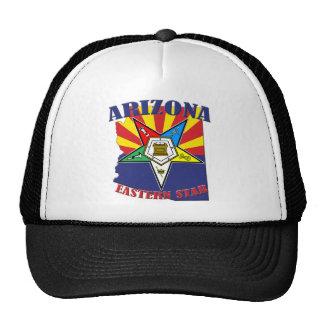Bandeira oriental do estado da estrela da arizona bone