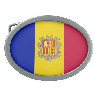 Bandeira patriótica de Andorra