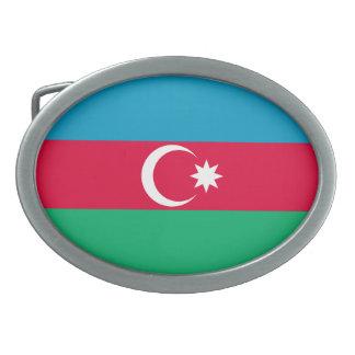 Bandeira patriótica de Azerbaijan