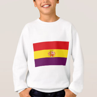 Bandeira republicana espanhola - bandera República Agasalho