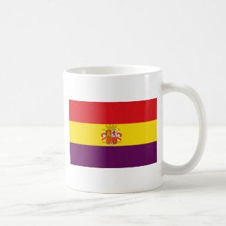 Bandeira republicana espanhola - bandera República Caneca De Café
