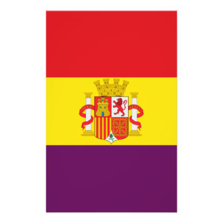 Bandeira republicana espanhola - bandera República Flyer