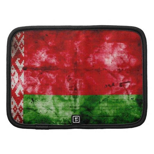Bandeira resistida de Belarus Agendas