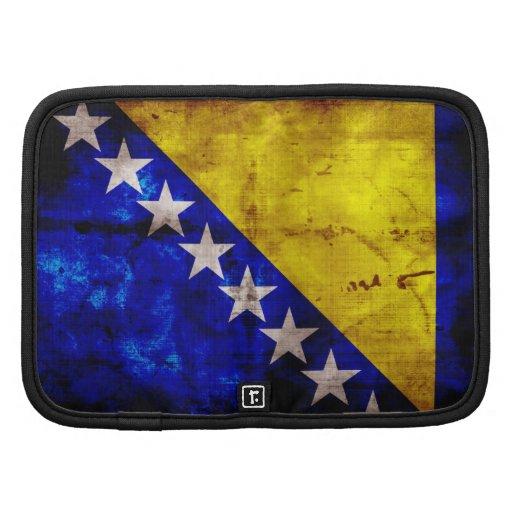 Bandeira resistida de Bósnia Agenda