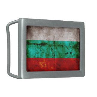 Bandeira resistida de Bulgária