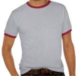 Bandeira Russo-Americana do protetor Camiseta