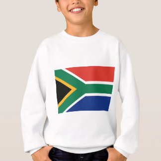 Bandeira Southafrican Agasalho