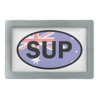 Bandeira Standup de Paddleboard Austrália
