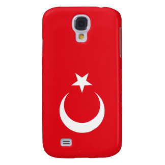 Bandeira turca capas personalizadas samsung galaxy s4