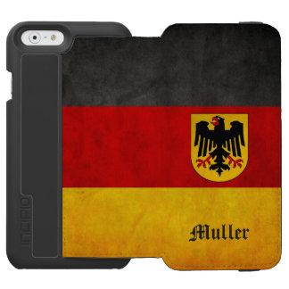Bandeira velha da alemanha da bandeira de Alemanha