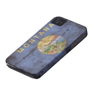 Bandeira velha de Montana; Capinha iPhone 4