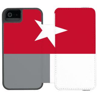 Bandeira vermelha de Texas