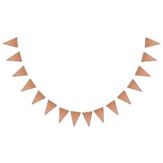 Bandeirinha Design de cobre das listras