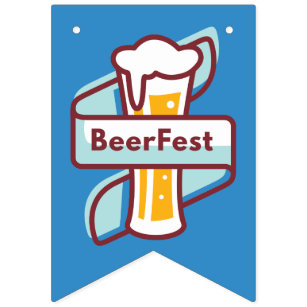 98e2164182124 Bandeirinha Festival de Oktoberfest Beerfest
