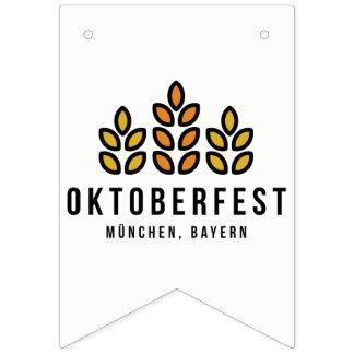 Bandeirinha Festival de Oktoberfest Beerfest