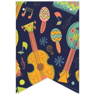 Bandeirinha Instrumentos musicais