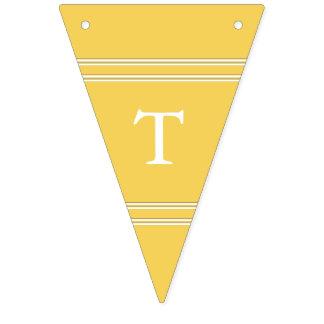 Bandeirinha O desenhista 2017 da primavera de colore o amarelo