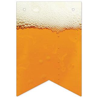 Bandeirinha Oktoberfest. Suds. reais da cerveja