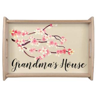 Bandeja A casa da avó