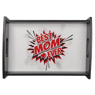 Bandeja A melhor mamã nunca