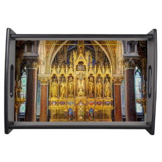 Bandeja Altar principal em Votivkirche, Viena Áustria