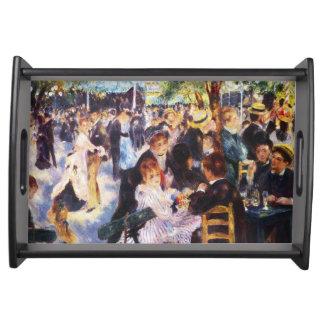 Bandeja Auguste Renoir - dance no la Galette de Le moulin