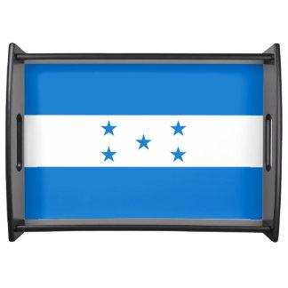 Bandeja Bandeira de Honduras