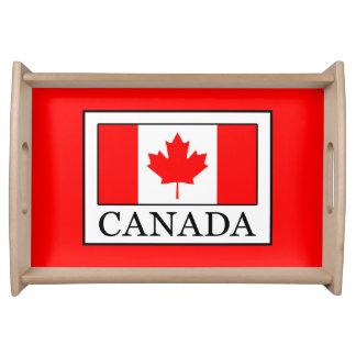 Bandeja Canadá