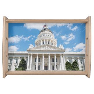 Bandeja Capitólio do estado de Califórnia em Sacramento