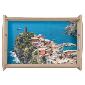 Bandeja Cinque Terre em Italia