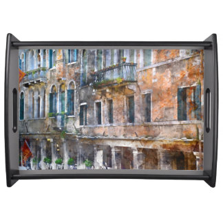 Bandeja Construções de Veneza Italia