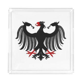 Bandeja De Acrílico Alemão Eagle