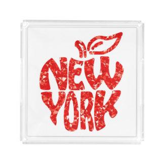 BANDEJA DE ACRÍLICO NEW YORK