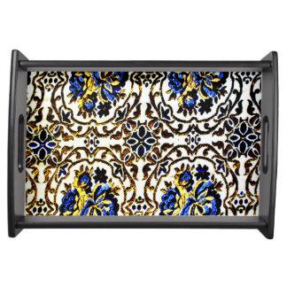Bandeja Design afegão do Bedcover