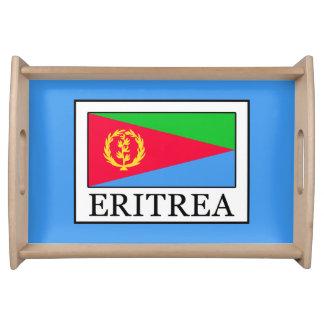 Bandeja Eritrea