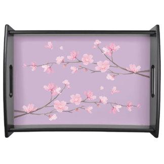 Bandeja Flor de cerejeira