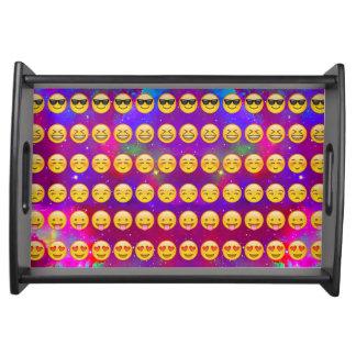 Bandeja Galáxia Emojis