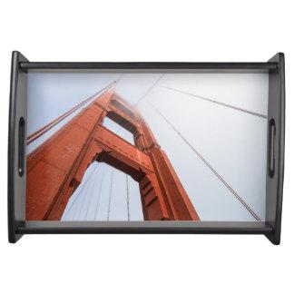 Bandeja Golden gate bridge