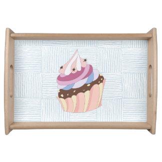 Bandeja Happy Birthday Cupcake