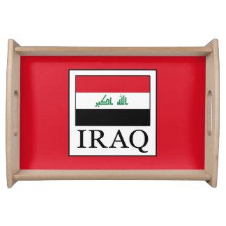Bandeja Iraque