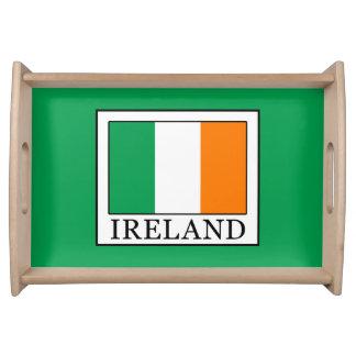 Bandeja Ireland
