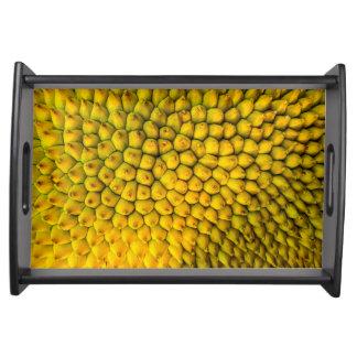 Bandeja Jackfruit amarelo