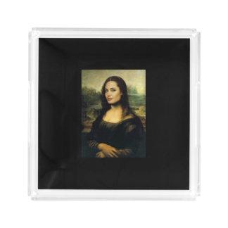Bandeja Mona Lisa Jolie da vaidade