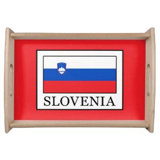 Bandeja Slovenia