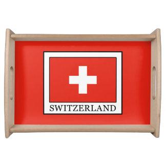 Bandeja Suiça